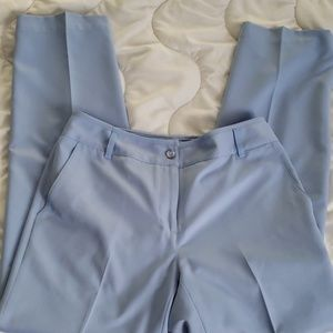 Liz Golf Blue Pants Size 6 Petite